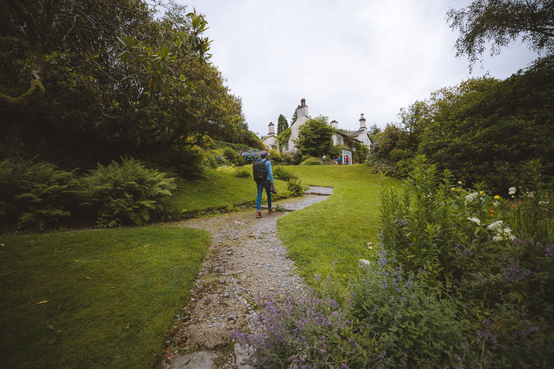 jardin rydal mount
