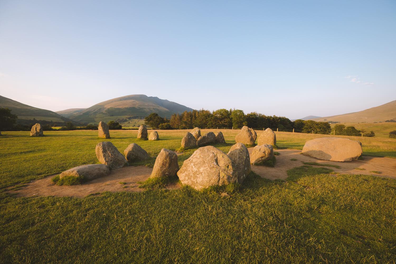 castle riggs stone circle