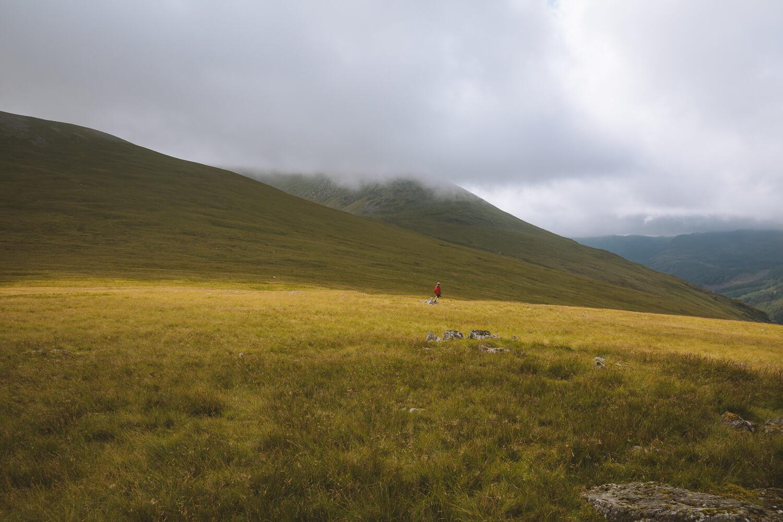 lumiere sur la montagne