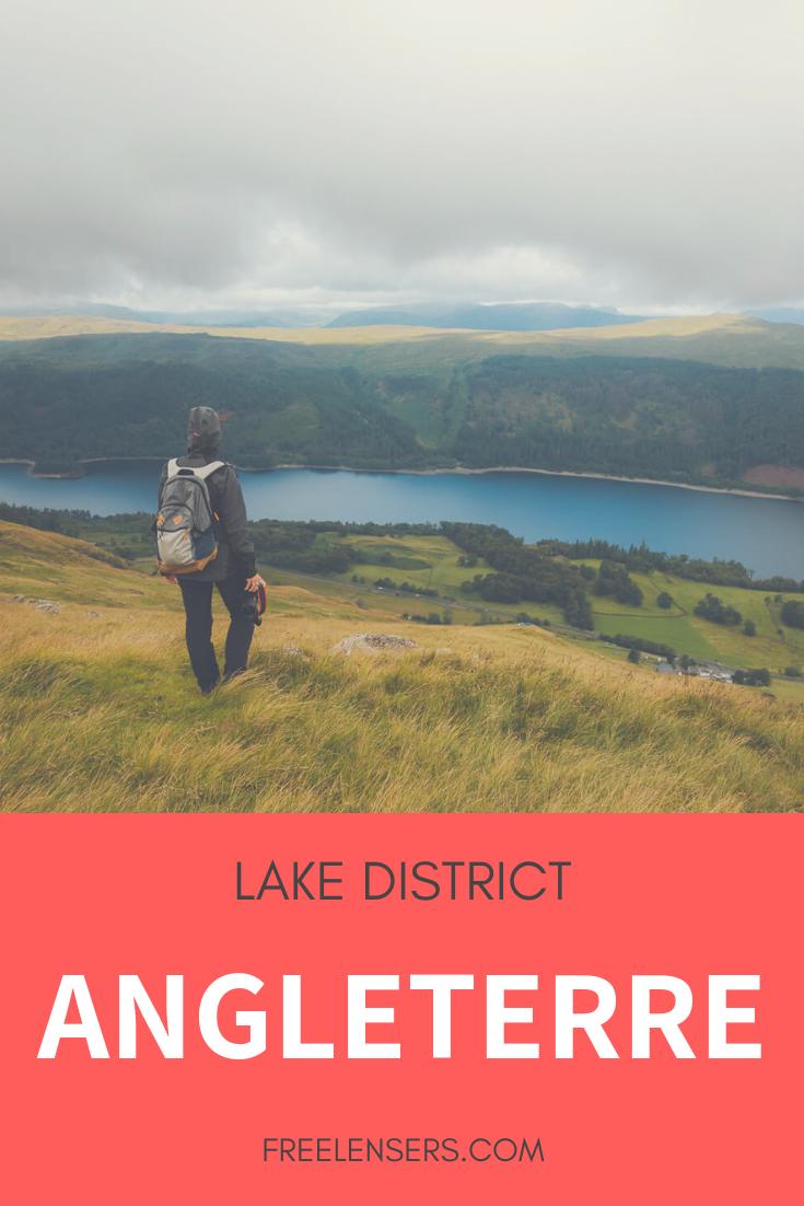 région des lacs angleterre