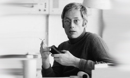 Dieter Rams, early in his career.