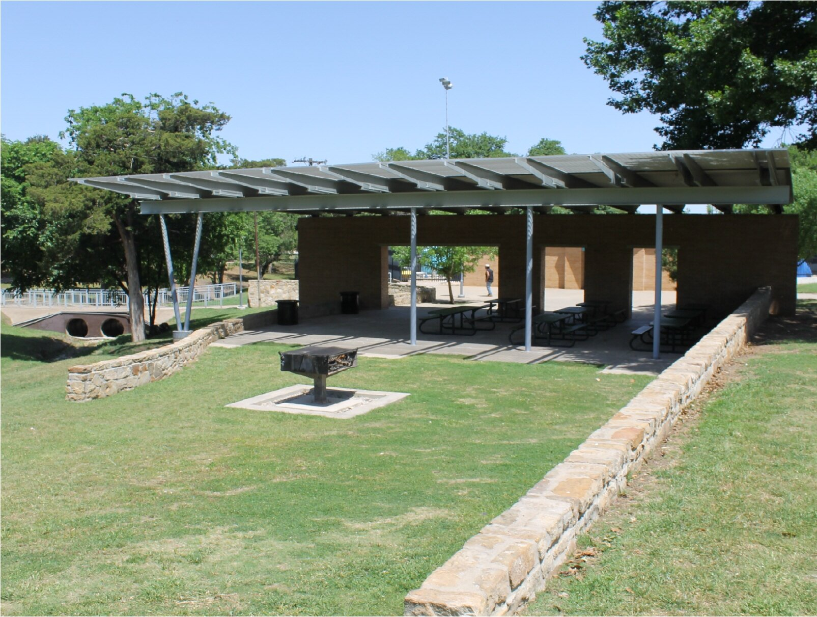 Martin Weiss Pavillion and Park Renovation  DSGN Associates (2008)