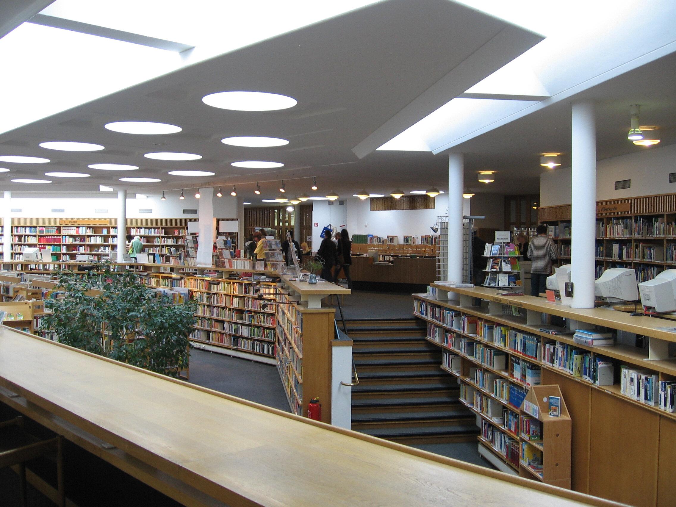 Cultural Center Wolfsburg (1958-62)