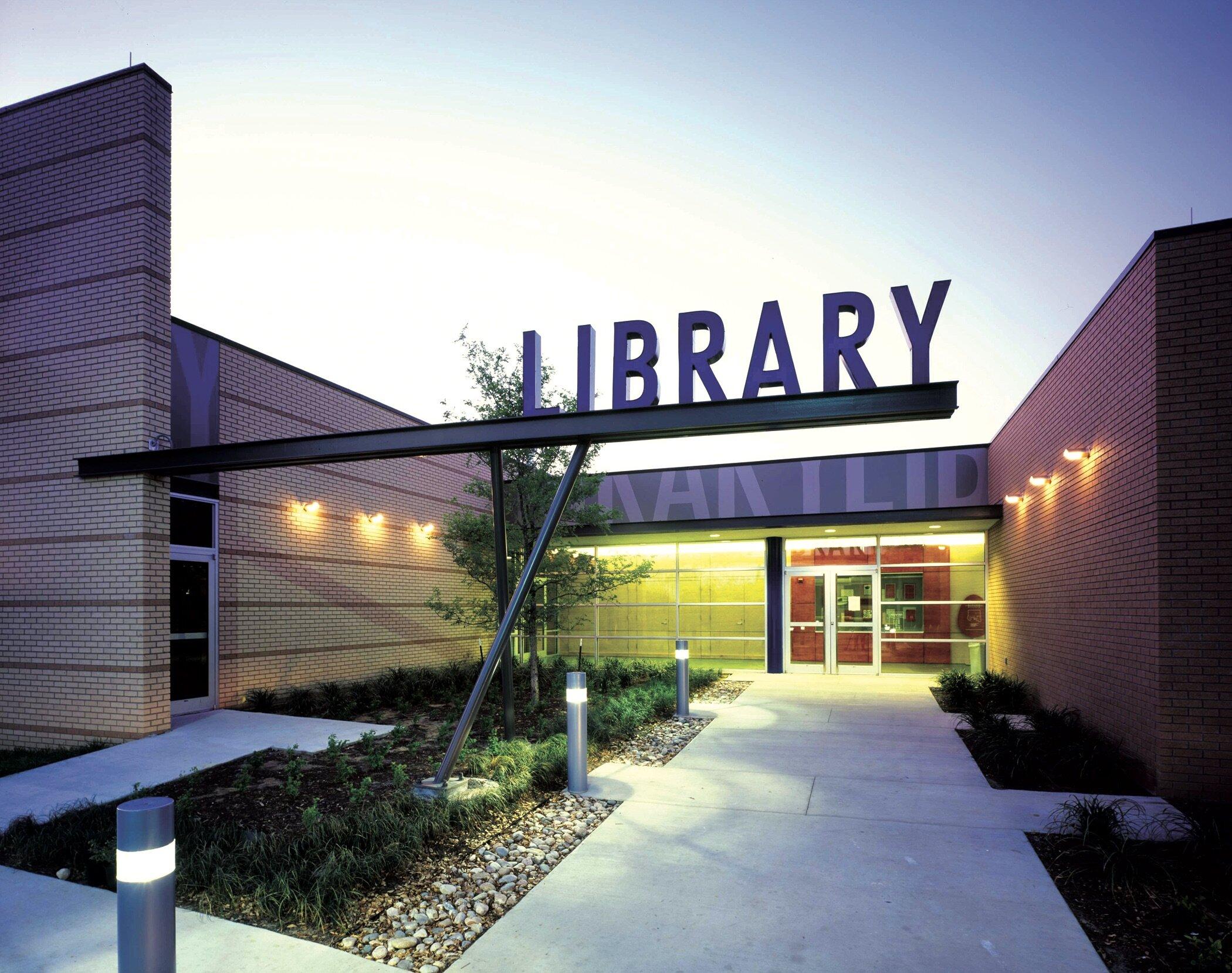 Audelia Branch Library Renovation  DSGN Associates (2004)