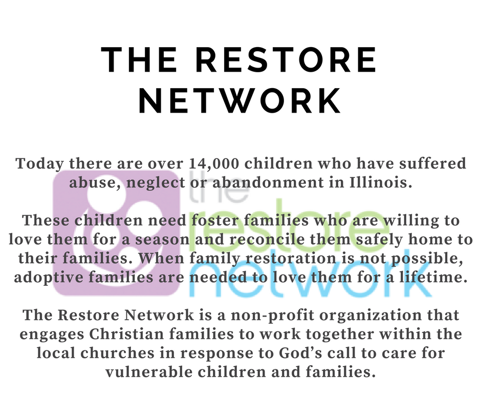 Restore Network