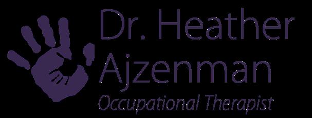 Heather Ajzenman, OTD, OTR/L PO Box 10426 Bedford, NH 03110 978.228.1231  heather@heatherajzenman.com