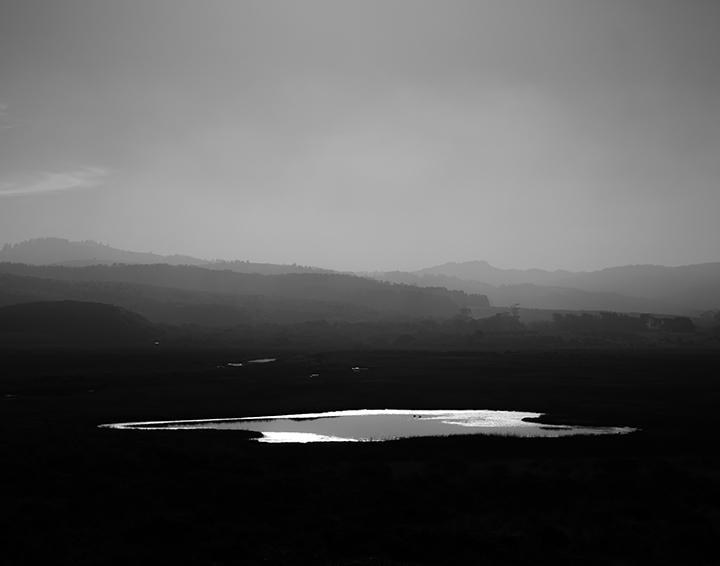 """Pescadero Road"" by Viktor Klinger"