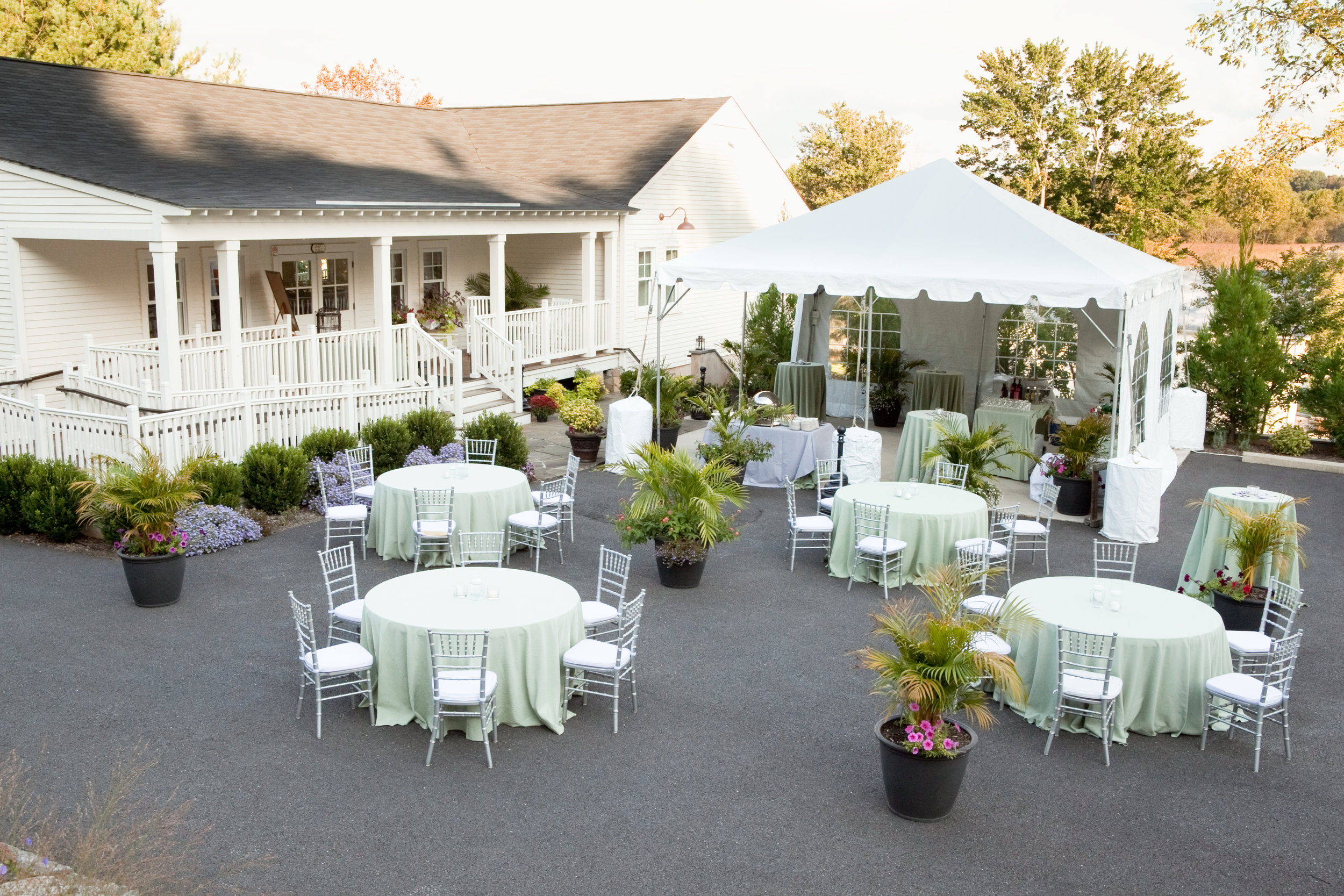Perfect Events Need Perfect Catering Execution - The Patio at Milton Ridge