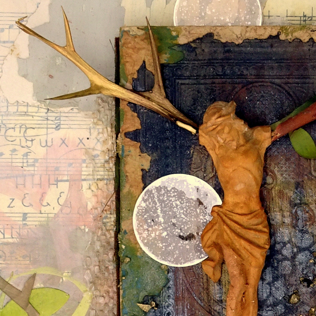 "Detail of ""THORN & VINE"""