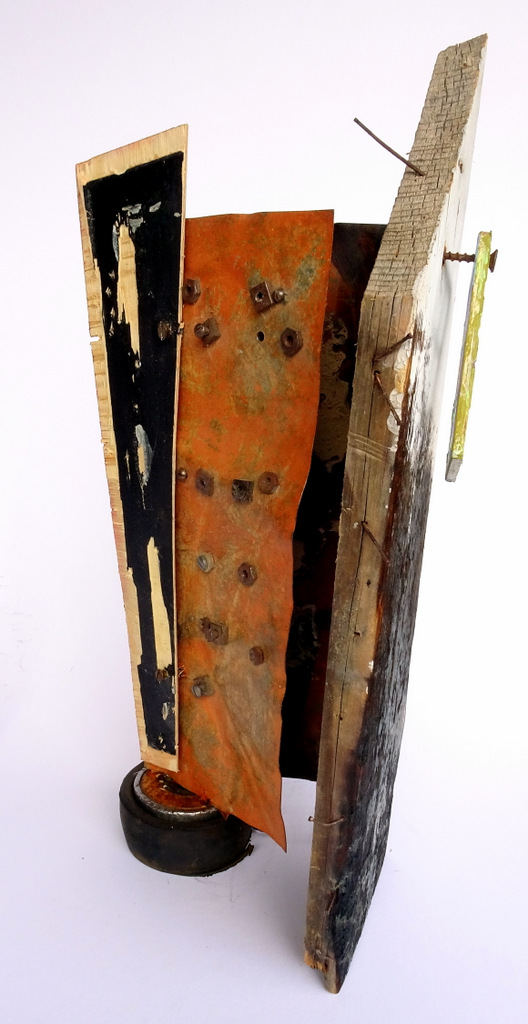 Mary Callaway Logan, Mixed Media Painting & Sculpture-003.JPG