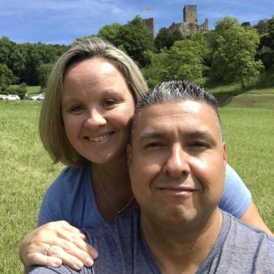 Frank & Suzie Gonzalez    Serving in Germany    Visit their website
