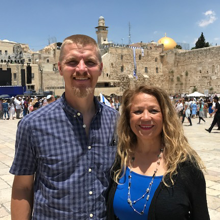 Don & Marta Patten    Serving in Israel    Read missionary update