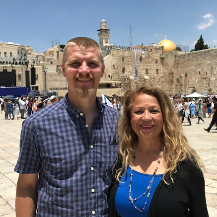 Don & Marta Patten    Serving in Israel