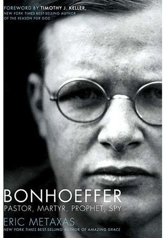 Bonhoeffer    by Eric Metaxas    Buy on Amazon