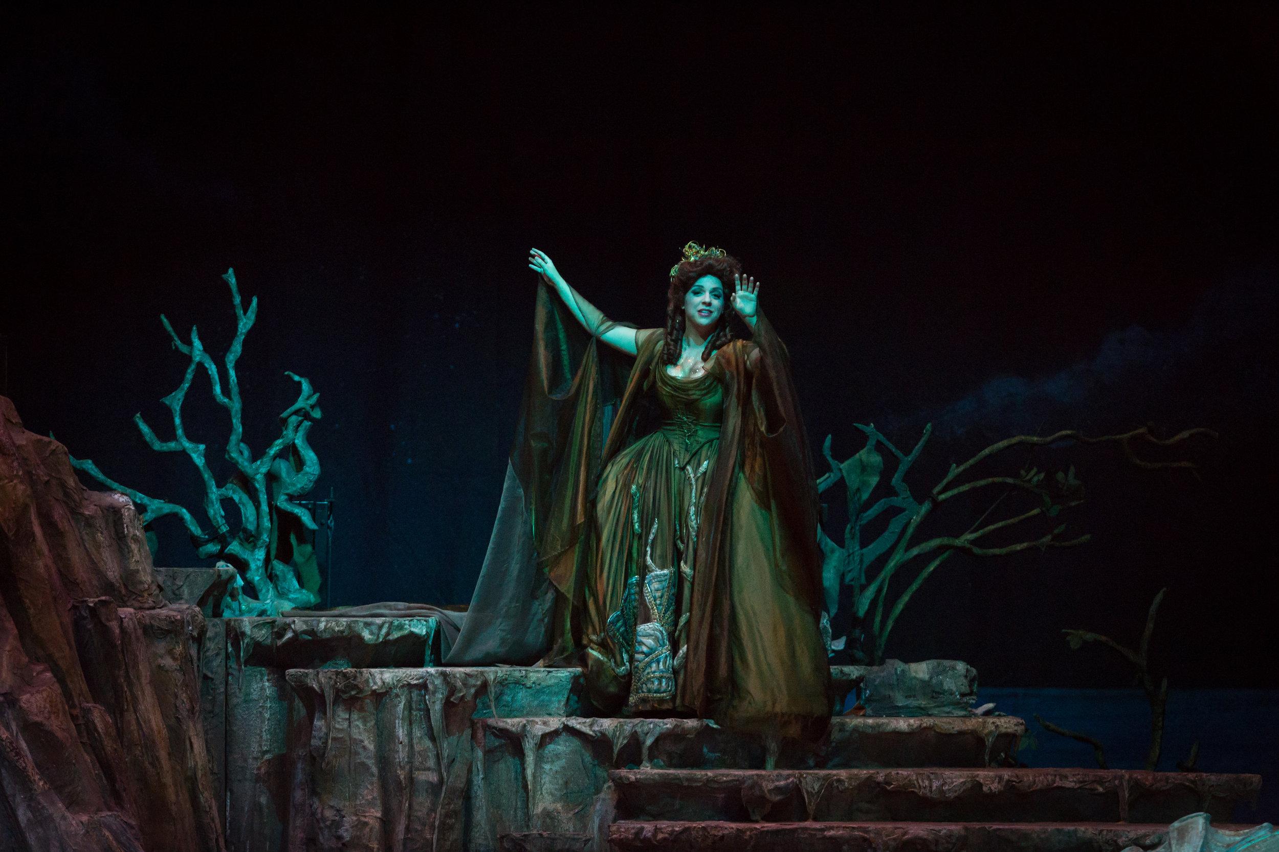 Photo credit: Palm Beach Opera  Echo in Ariadne auf Naxos