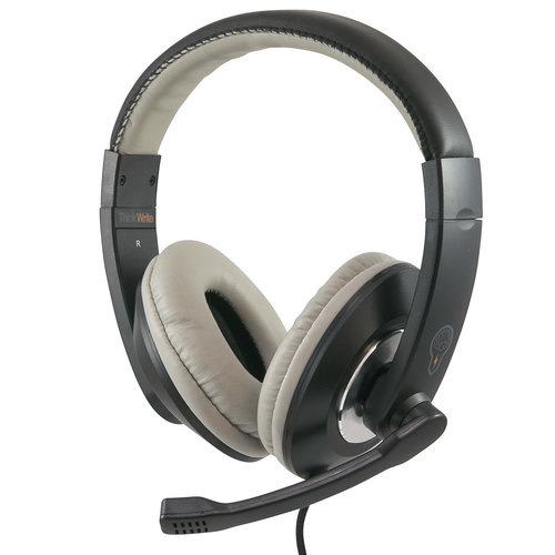 ThinkWrite Ultra Durable Headset - 3.5 mm Black image