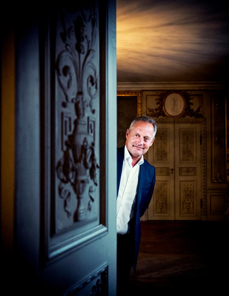 Patrik Andersson vd Business Region