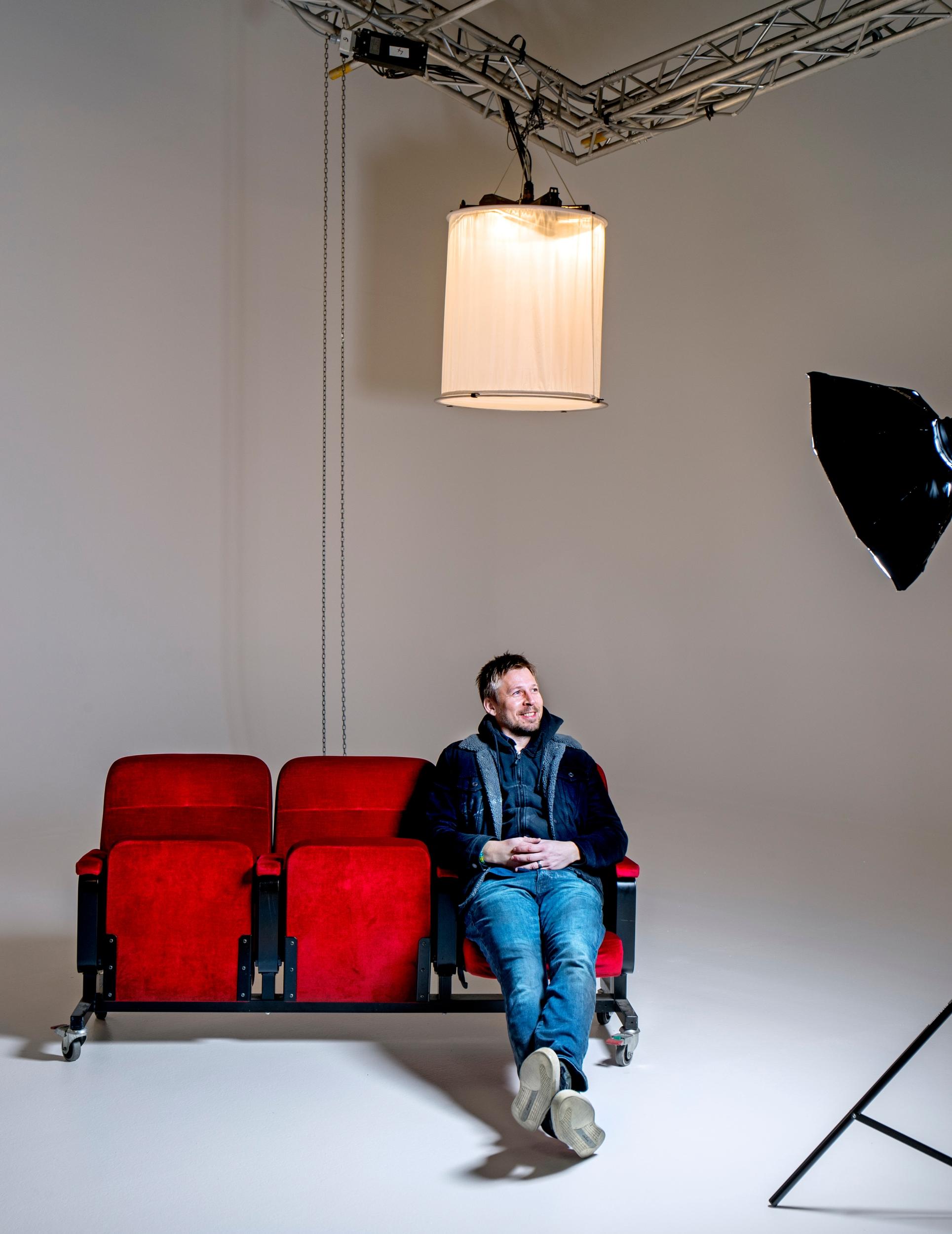Paul Blomgren doVan, GbgFilmstudios