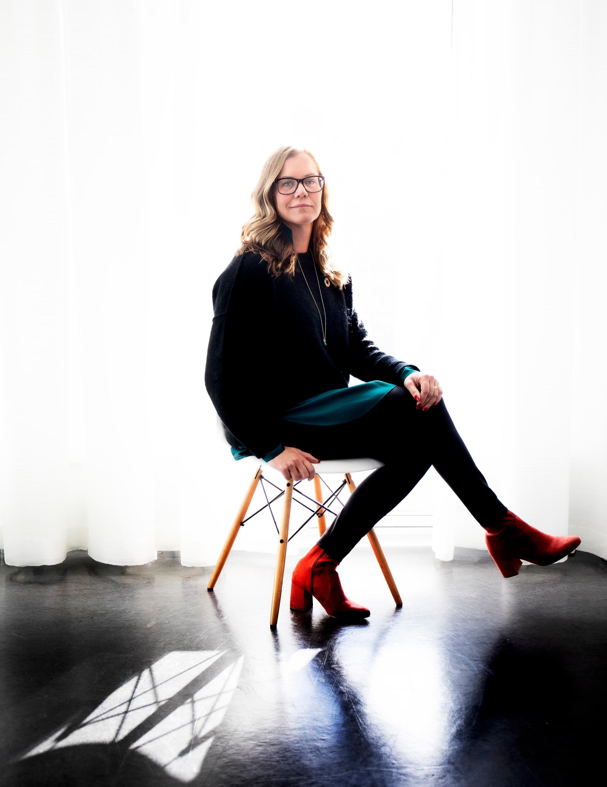 Ann-Louise Lökholm-Klasson SWECO