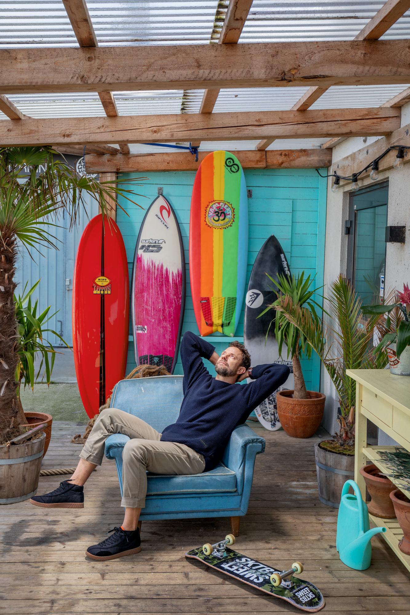 Markus Boman, Surfers Paradise