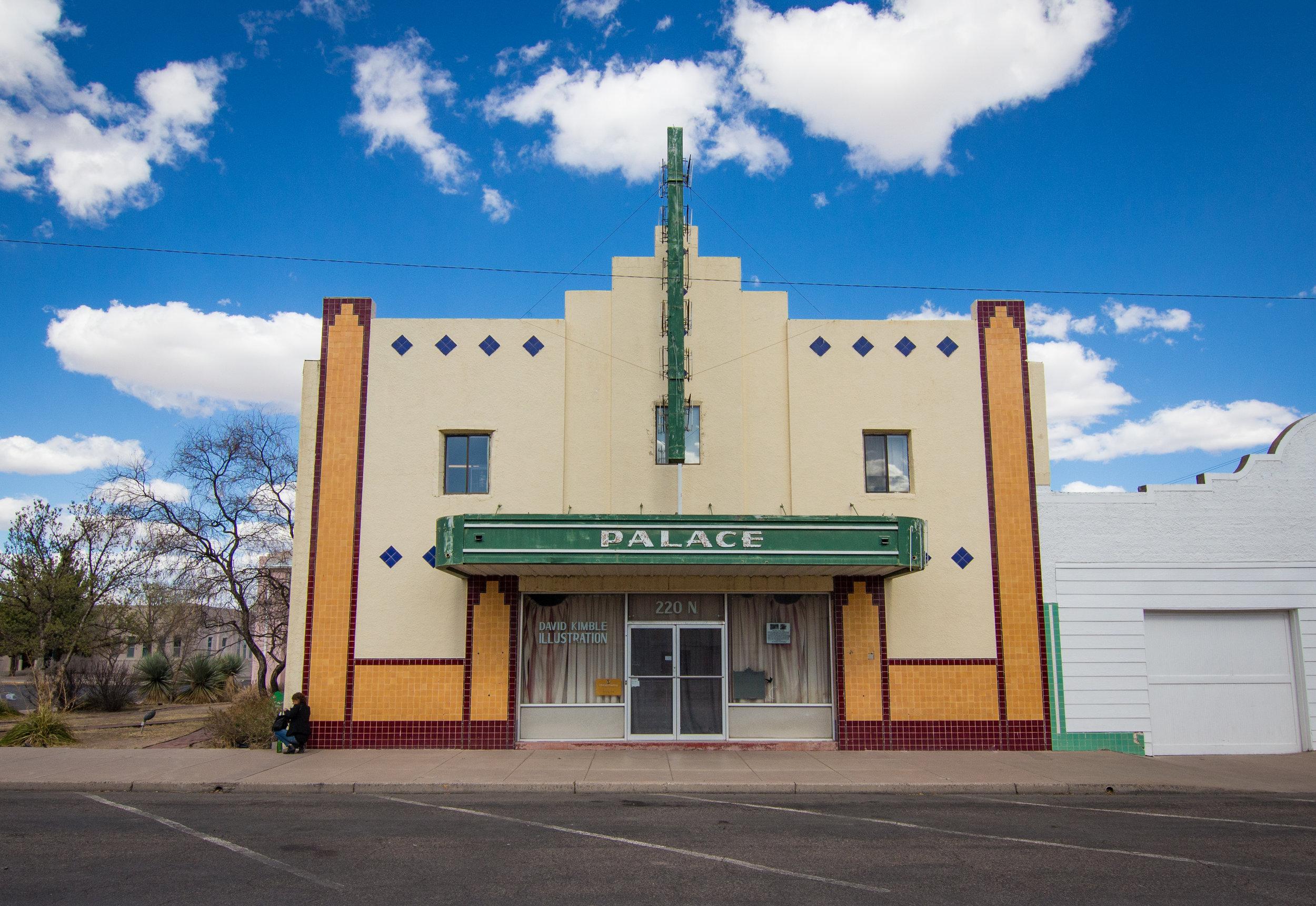 Palace Theater, Marfa