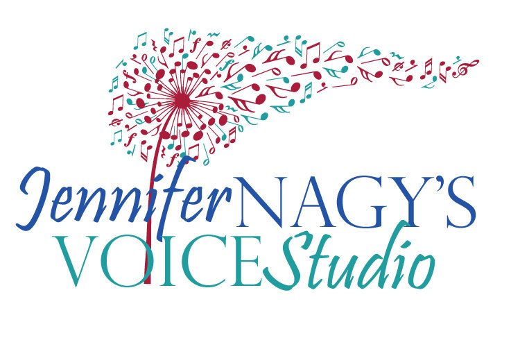 voice teacher squarespace website design