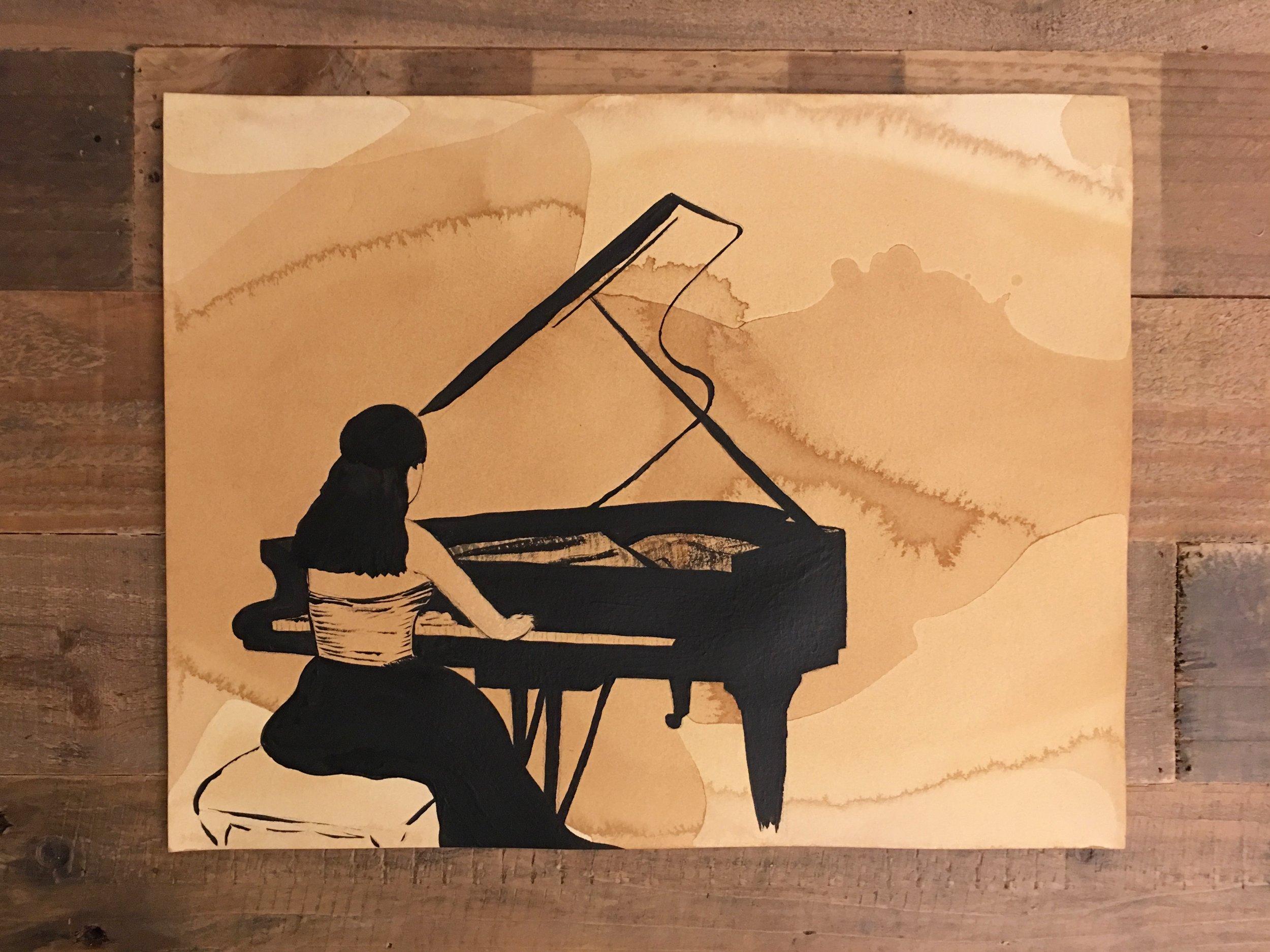 {Le Pianiste} -