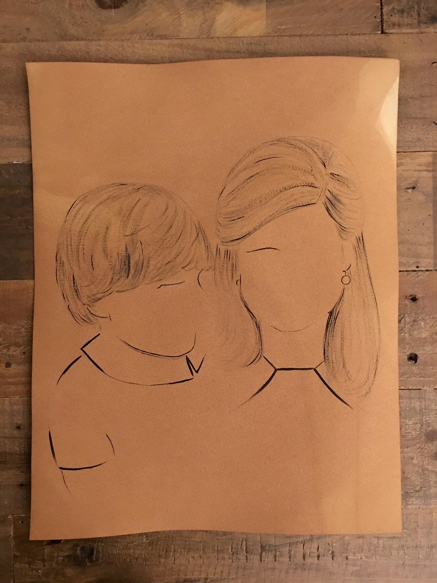 {Katharine & Hammond}