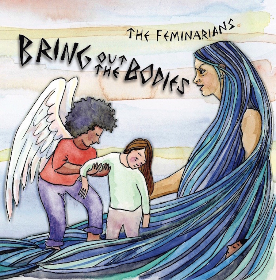 - Bring out the Bodies is a compilation of songs created during our time at seminary, where we improvised on embodying the image of God as Christian-and-American, male-and-female, Black-Brown-and-White. In that spirit, we dedicate this compilation to anyone still awaiting justice, and thank Jesus for leading the way to a world in which no body's end is a forgotten grave.