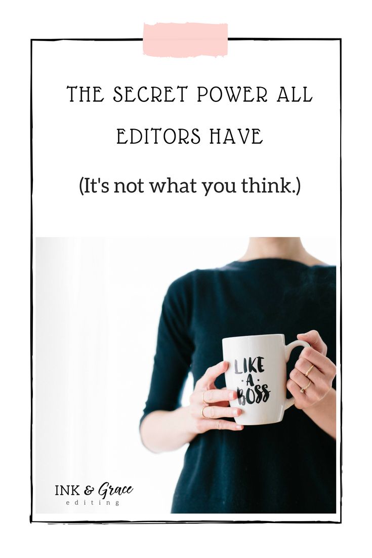 Why you must hire an editor