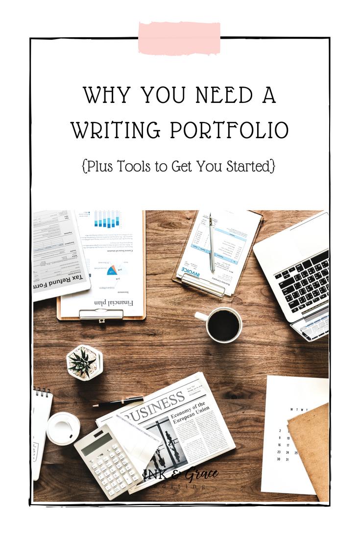 Why You Need a Writing Portfolio