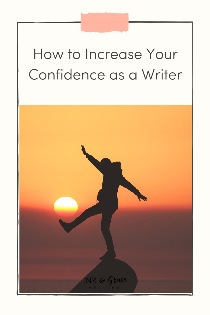 How to Increase Your Confidence as a Writer