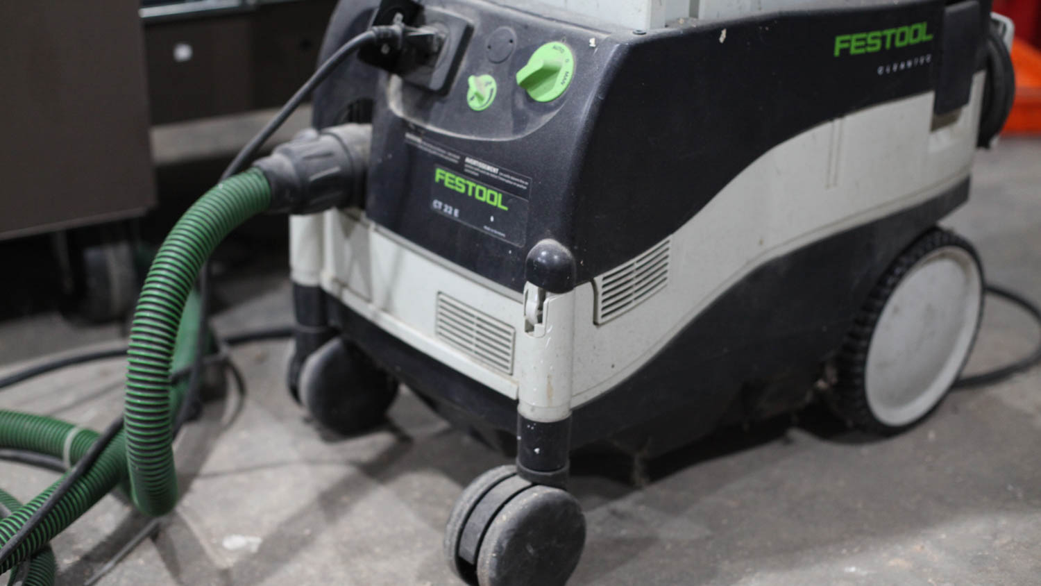 Festool. Period. - Once you buy in to Festool, it's hard to imagine using anything else.
