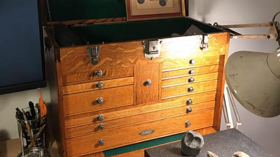 Gerstner tool chests - Absolute heirlooms.