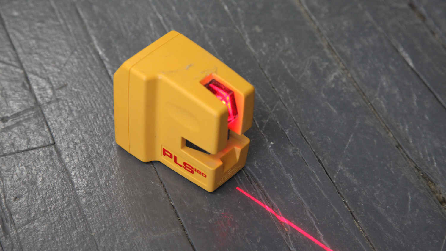 PLS180 laser plumb/level - SO many saved hours.