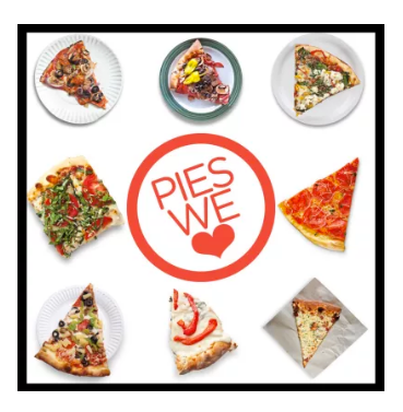 Pies We Love - Collaboration for the 2011 Pizza Issue