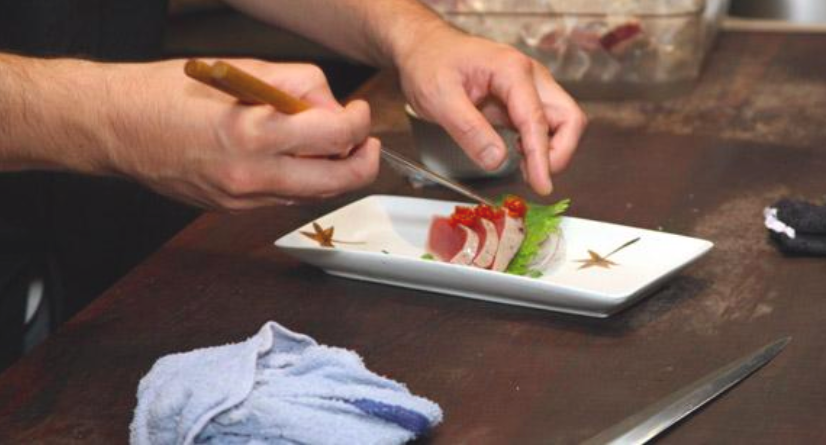 Bamboo Sushi - brings sustainability to NW 23rd