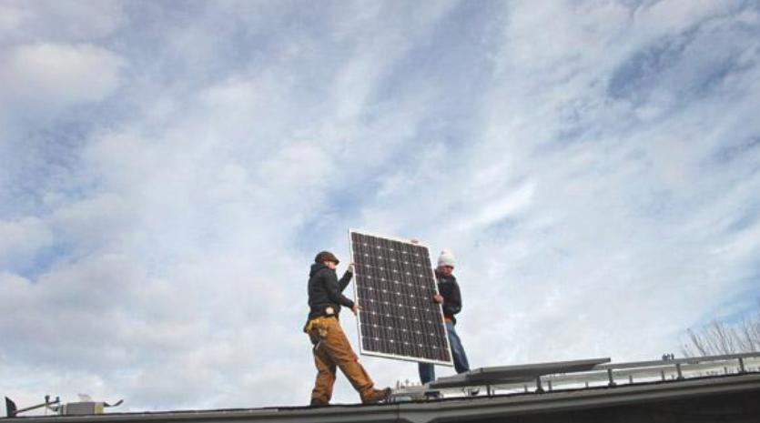 Oregon's Residential Solar Market - steady but not stellar