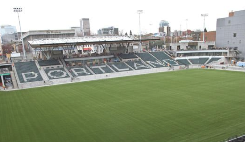 Jeld-Wen Field earns top FiFA rating -