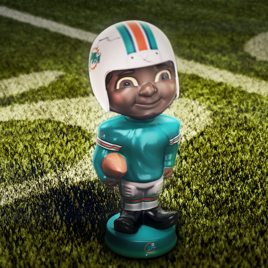 NFL Bobbleheads<strong>Fed Ex</strong>