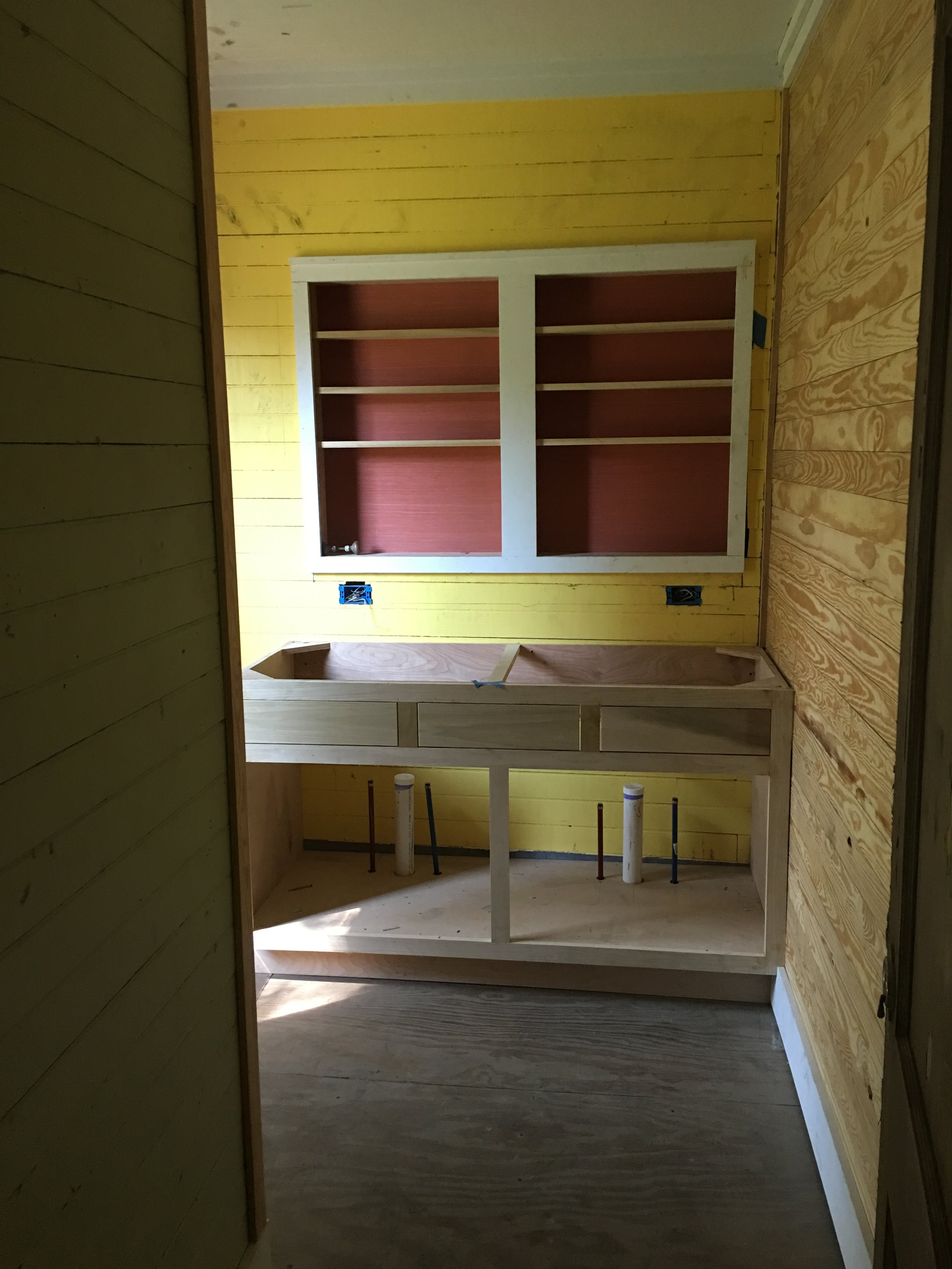 Shealy Master Vanity Med Cabinets IN Progess BEFORE.jpg