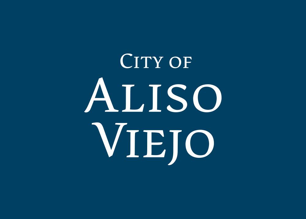 City of Aliso Viejo Branding -
