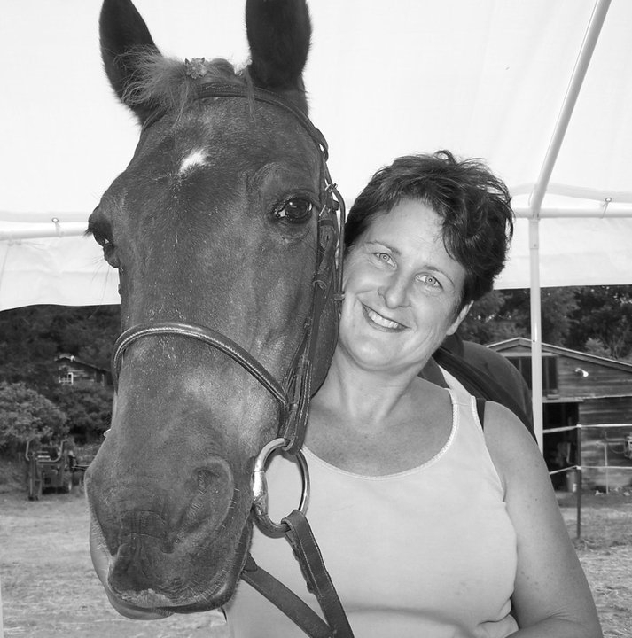 STEPHANIE IS A CENTERED RIDING INSTRUCTOR LEVEL 1- CHA INSTRUCTOR LEVEL 3- BS SPECIAL AND ELEMENTARY EDUCATION