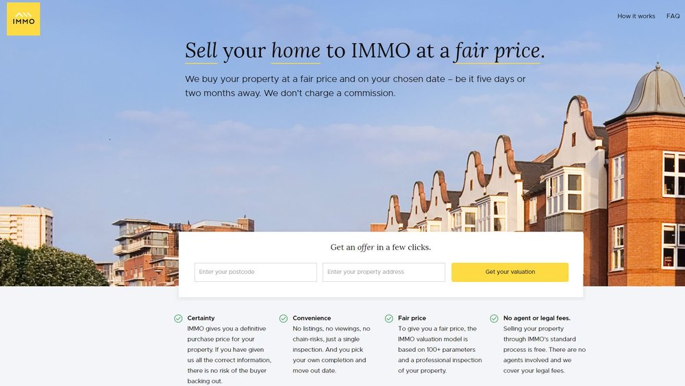 IMMO Property:   Content Creation - Property