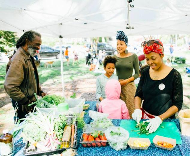 Facebook: Grant Park Farmer's Market - Atlanta, United States