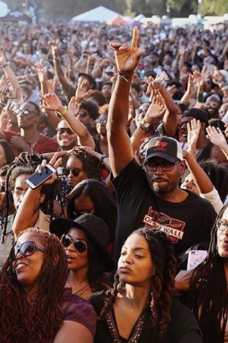 Music festival ideas for fall (Image: Instagram @onemusicfest - Atlanta, USA)