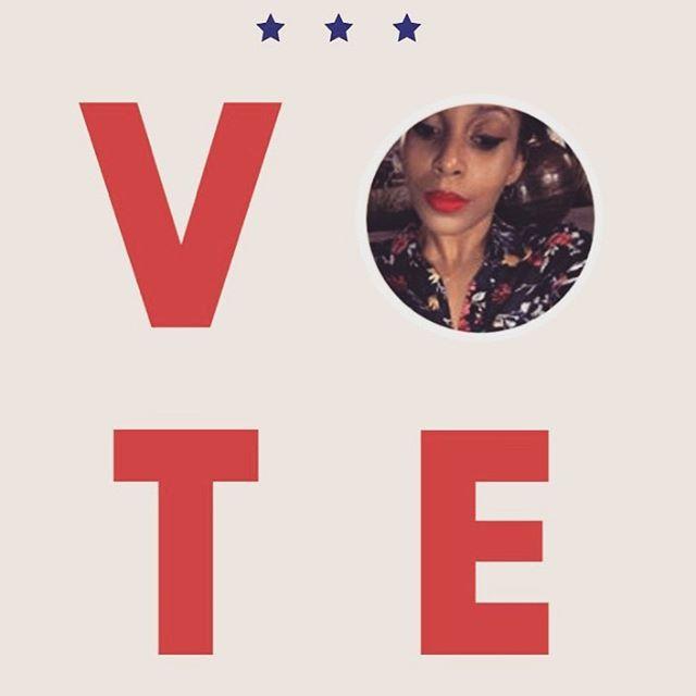 Vote Votar kura Voto 投票 Abstimmung #InfluencetheElection #InfluencetheVote