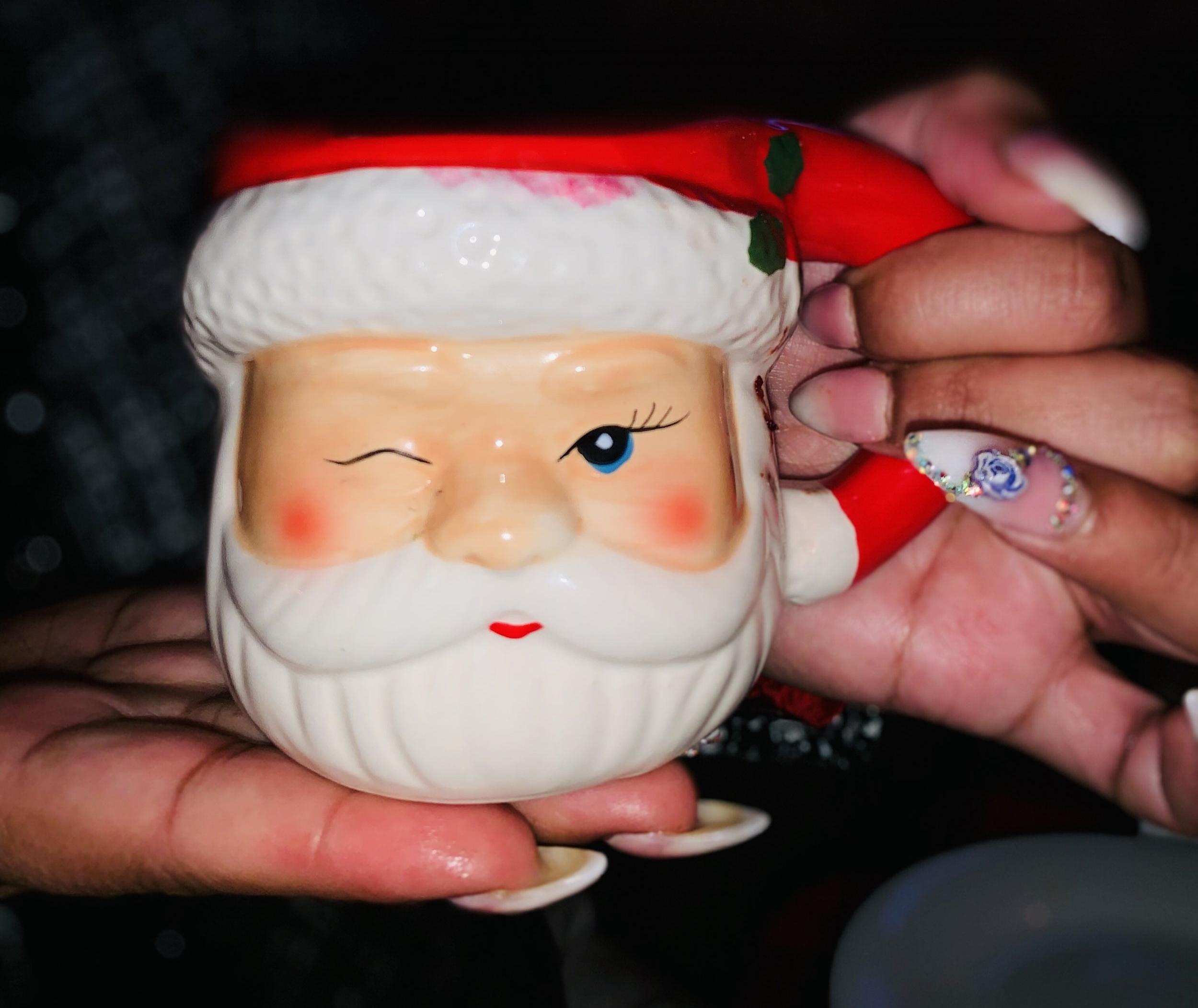 Bad Santa - Miracle on Highland Christmas Pop-up