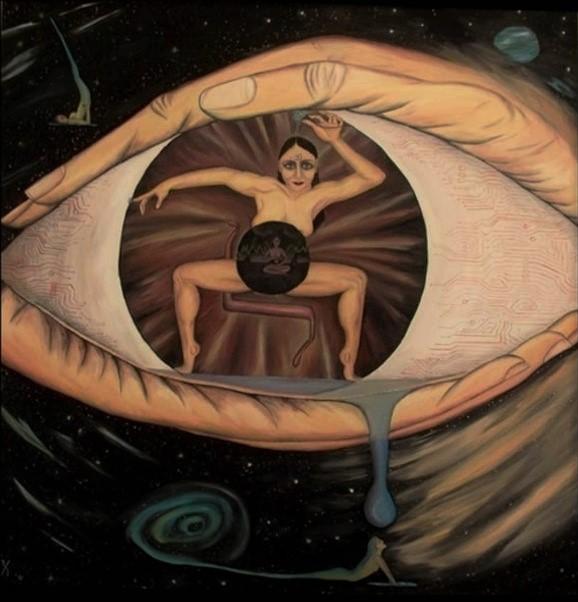 Pupil of Cosmic Discipline (2001)