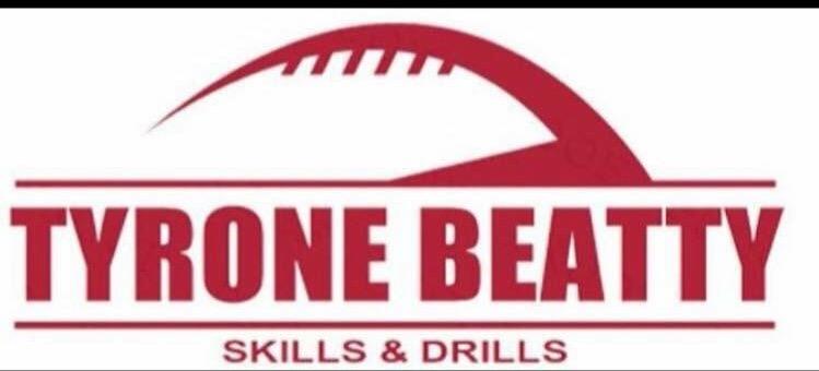 "Sponsor ""Tyrone Beatty Skills and Drills"""